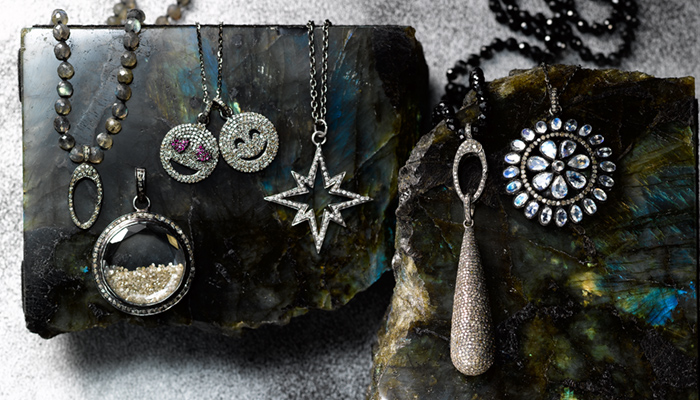 These special pendants can be worn alone or look great layered